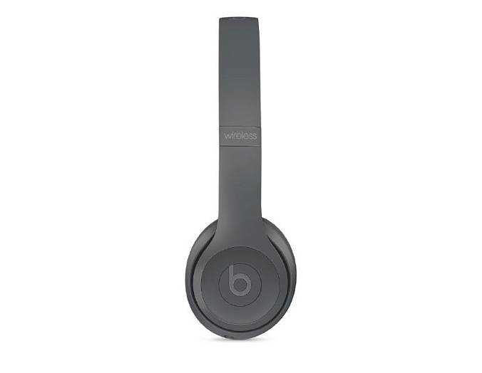 Беспроводные наушники Beats Solo 3 Wireless Neighborhood Collection Asphalt Gray - рис.4