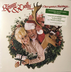 Пластинка Kenny & Dolly - Once Upon A Christmas LP