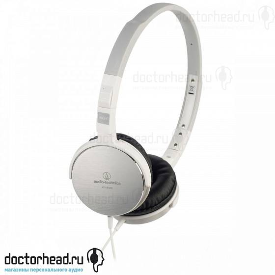 Наушники Audio-Technica ATH-ES55 White