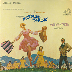 Пластинка Soundtrack  Rodgers & Hammerstein - The Sound Of Music LP