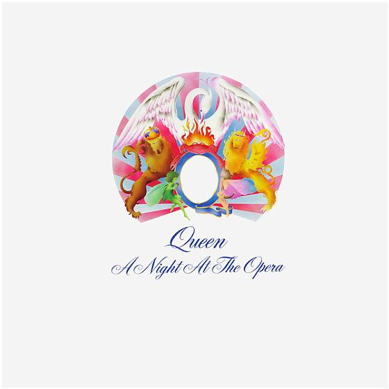 Пластинка Queen A Night At The Opera