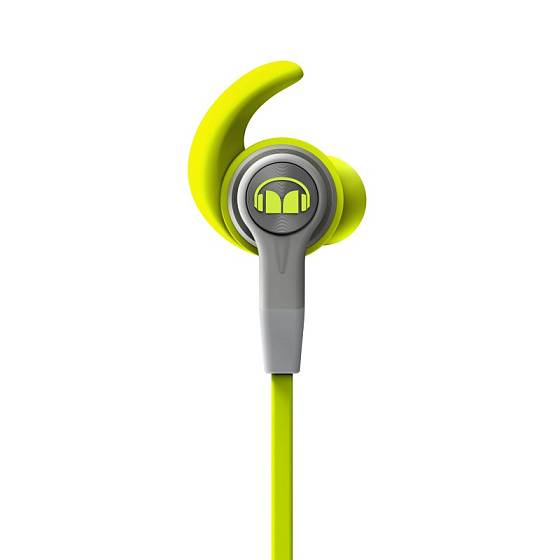 Наушники MONSTER ISPORT Compete IN-EAR (Green) - рис.1