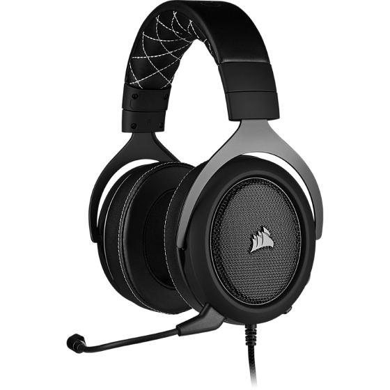 Игровые наушники Corsair Gaming HS60 Pro Surround Carbon