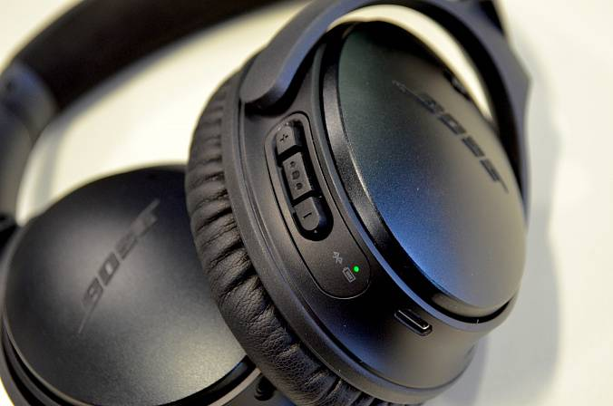 Наушники Bose QuietComfort 35 Black - рис.6