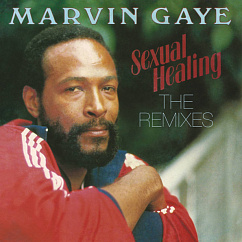 Пластинка MARVIN GAYE SEXUAL HEALING (THE REMIXES) LP