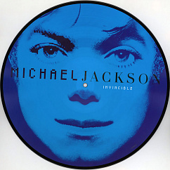 Пластинка Michael Jackson - Invincible