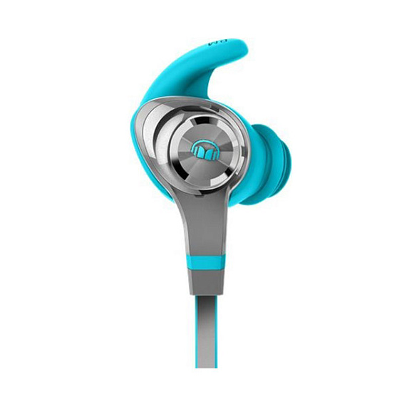 Беспроводные наушники Monster iSport Intensity In-Ear Wireless Blue