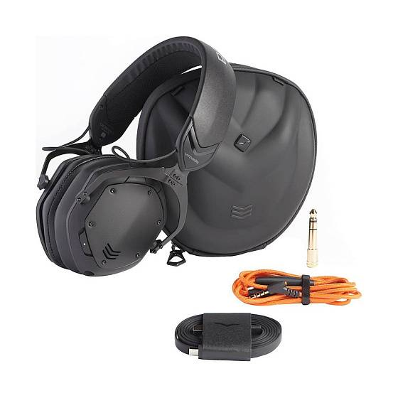 Беспроводные наушники V-Moda Crossfade 2 Wireless Codex Edition Matte Black - рис.3