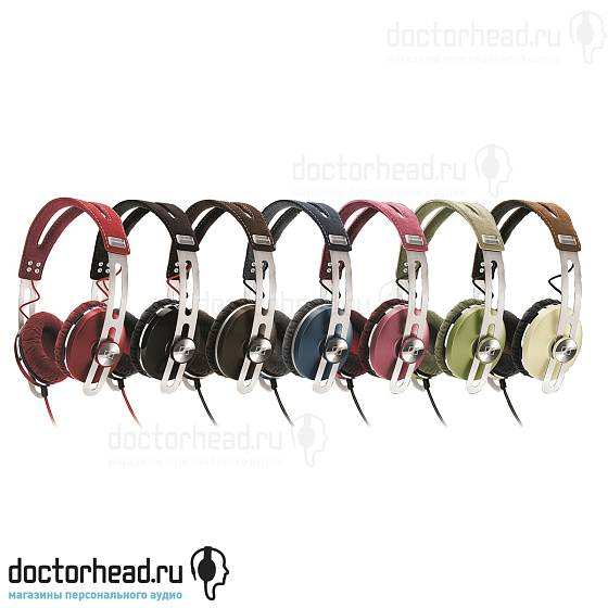 Наушники Sennheiser Momentum On-Ear Red - рис.12