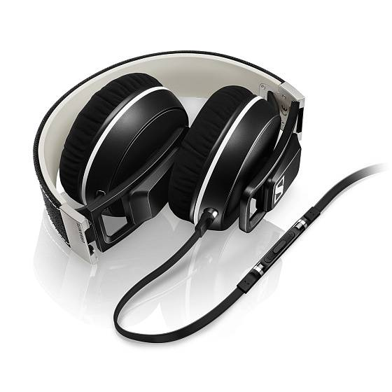 Наушники Sennheiser Urbanite XL Black - рис.1