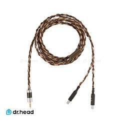 Кабель Labkable Pandora for Sennheiser HD800 HD820 HD800S balance 2.5mm 1.5m