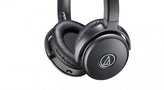 Наушники Audio-technica ATH-ANC50iS - рис.1
