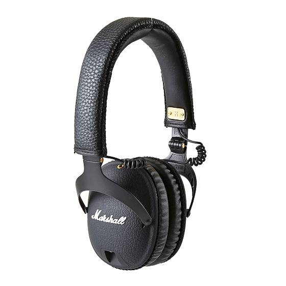 Наушники Marshall Monitor Black - рис.1