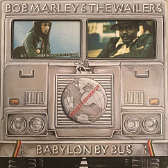 Пластинка Bob Marley & The Wailers ‎– Babylon By Bus LP
