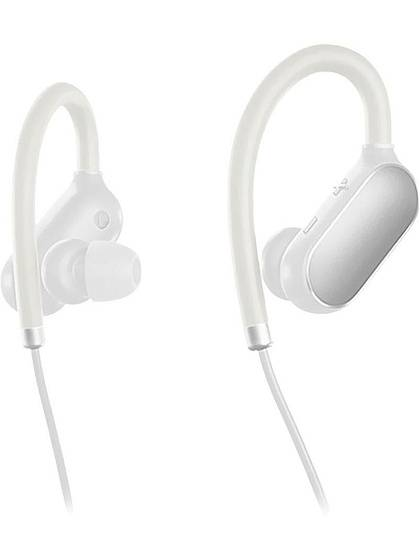 Беспроводные наушники Xiaomi Mi Sports Bluetooth Earphones White - рис.1