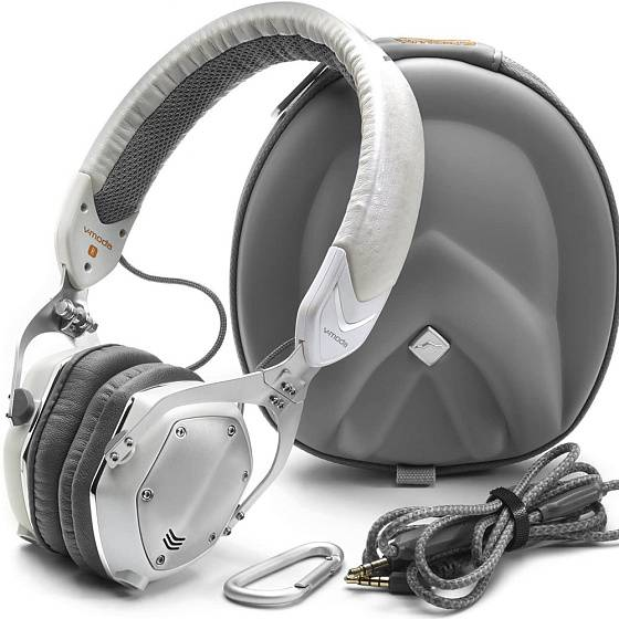 Наушники V-Moda XS On-Ear White - рис.1