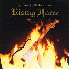 Пластинка Yngwie J. Malmsteen ‎– Rising Force LP