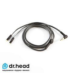 Кабель JH Audio Silver Dragon Cable By MOON AUDIO 2pin 1.2 m