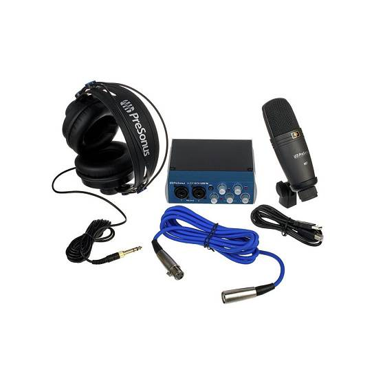 Аудиоинтерфейс PreSonus AudioBox 96 STUDIO - рис.6