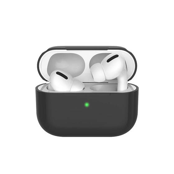 Чехол для Airpods Pro Deppa Case for AirPods Pro Black