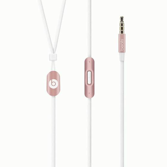 Наушники Beats urBeats 2 In-Ear Rose gold - рис.5