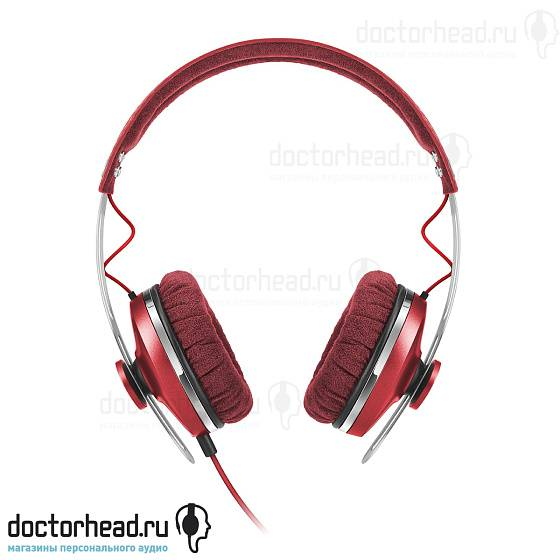 Наушники Sennheiser Momentum On-Ear Red - рис.1