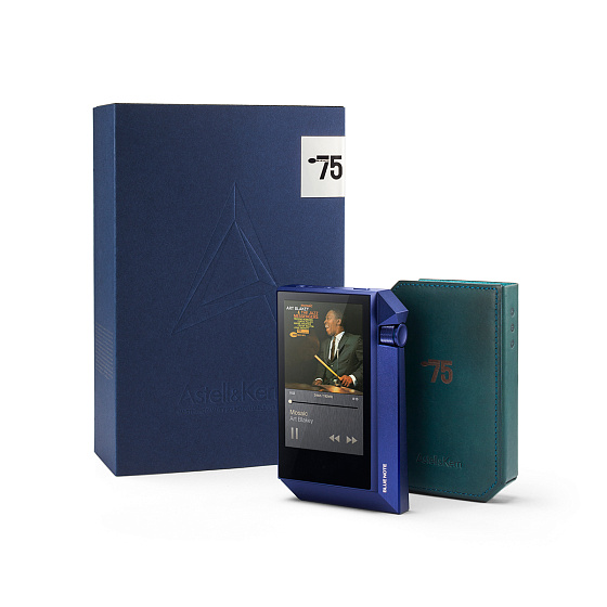 Плеер Astell&Kern AK240 BlueNote - рис.5