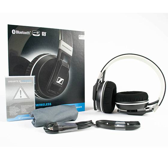 Наушники Sennheiser Urbanite XL Black - рис.6