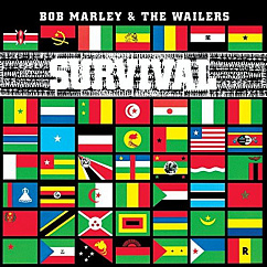 Пластинка Bob Marley & The Wailers - Survival