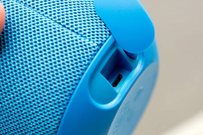 Портативная колонка Ultimate Ears WONDERBOOM Subzero blue - рис.6