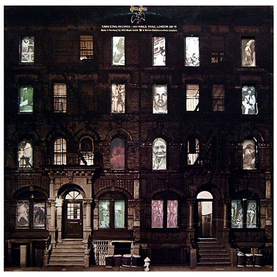 Пластинка LED ZEPPELIN PHYSICAL GRAFFITI (2LP) - рис.2