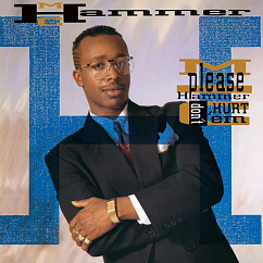 Пластинка MC HAMMER - Please HAMMER DON'T HURT EM LP