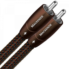Кабель AudioQuest Mackenzie RCA-RCA Braided 1m