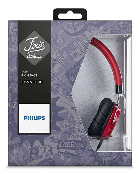 Наушники Philips SHL5300RD/00 - рис.3