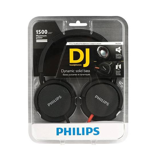 Наушники Philips SHL3100 Black - рис.6