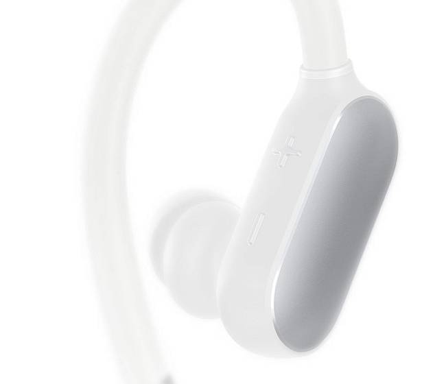 Беспроводные наушники Xiaomi Mi Sports Bluetooth Earphones White - рис.2