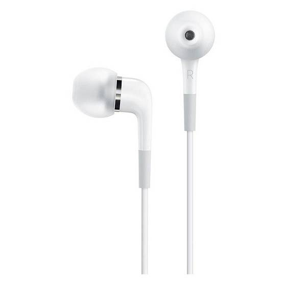Наушники Apple In-Ear Headphones with Remote and Mic - рис.1