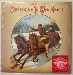 Пластинка Bob Dylan - Christmas In The Heart