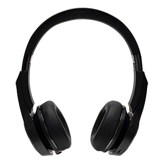 Беспроводные наушники Monster Elements Wireless On-Ear Black Slate - рис.3