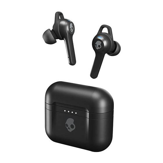 Наушники Skullcandy Indy Fuel TWS Grey - рис.4