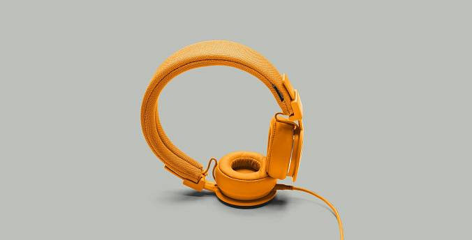 Наушники Urbanears PLATTAN ADV BONFIRE ORANGE - рис.2
