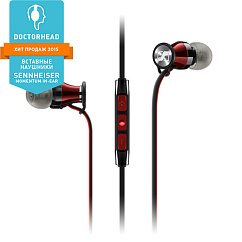 Наушники Sennheiser Momentum In-Ear G Black (M2 IEG)