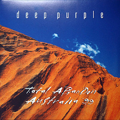 Пластинка Deep Purple - Total Abandon - Australia '99